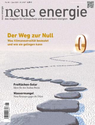 neue energie 06/2021