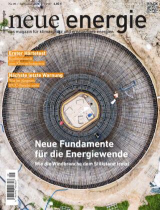 neue energie 09/2021