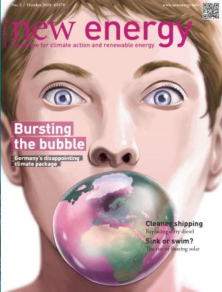 new energy 05/2019