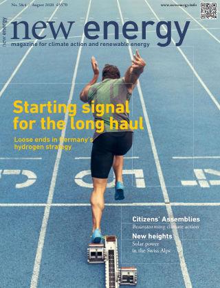 new energy 03/04/2020