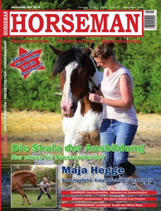 Horseman Mai 2018