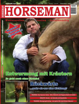 Horseman April 2018