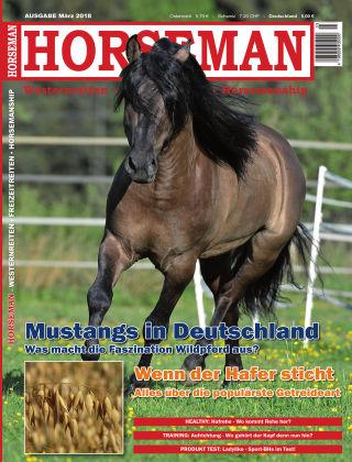 Horseman März 2018