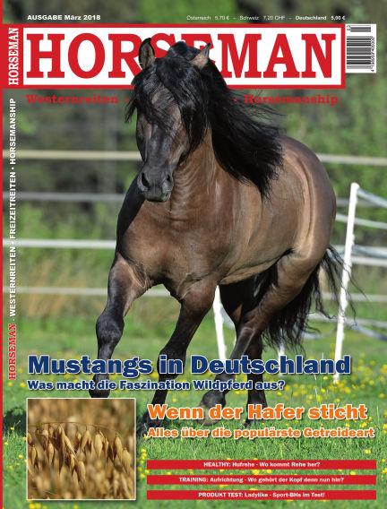 Horseman February 22, 2018 00:00