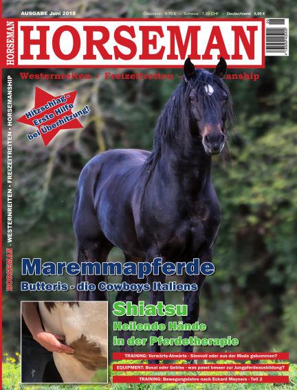Horseman May 30, 2018 00:00