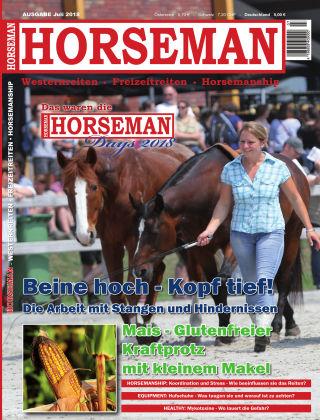 Horseman Juli 2018