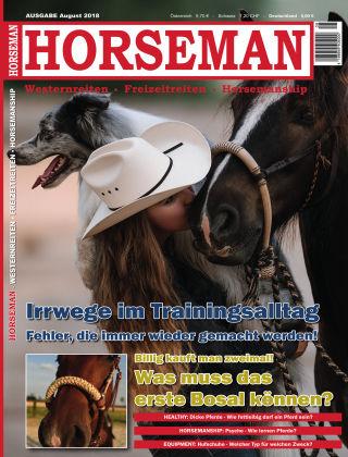 Horseman August 2018