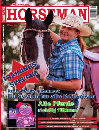Horseman Oktober 2018
