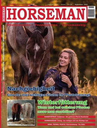 Horseman November 2018