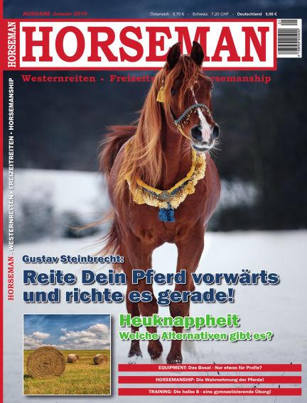 Horseman January 15, 2019 00:00