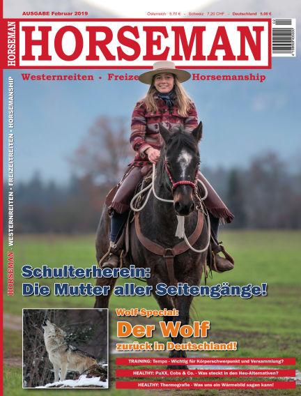 Horseman January 31, 2019 00:00