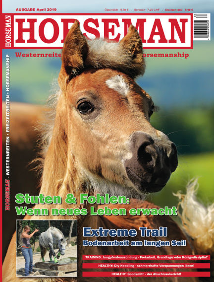 Horseman March 28, 2019 00:00