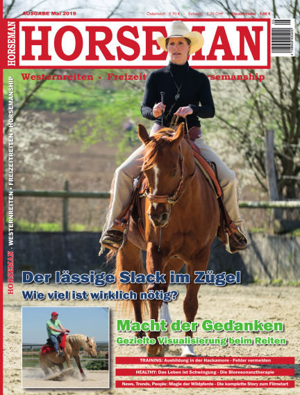 Horseman April 25, 2019 00:00