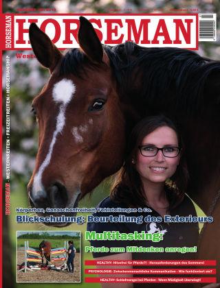 Horseman Juli 2019