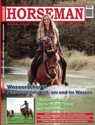 Horseman September 2019