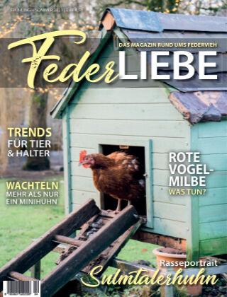 Federliebe - Das Magazin rund um's Federvieh Frühling & Sommer 21