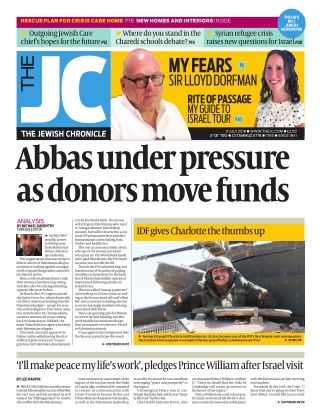 The Jewish Chronicle 6th July 2018