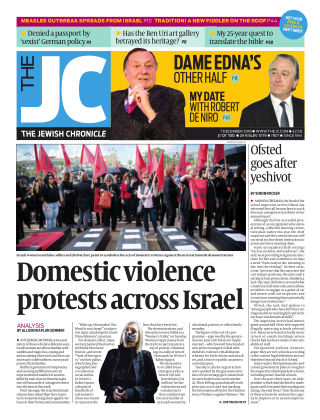 The Jewish Chronicle 7th Dececmber 2018