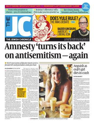The Jewish Chronicle 21st December 2018