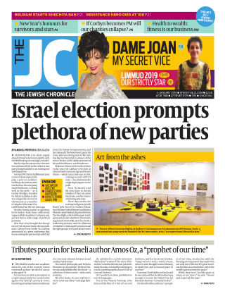 The Jewish Chronicle 04th January 2019