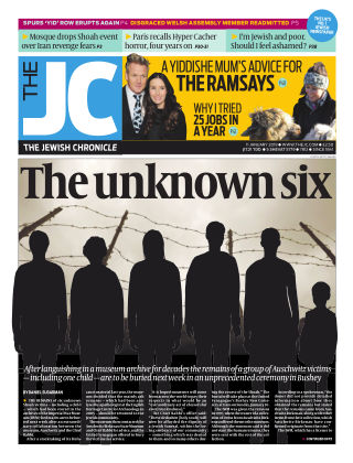 The Jewish Chronicle 11th January 2019