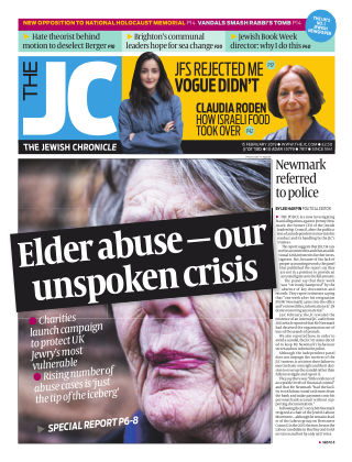 The Jewish Chronicle 15th February 2019