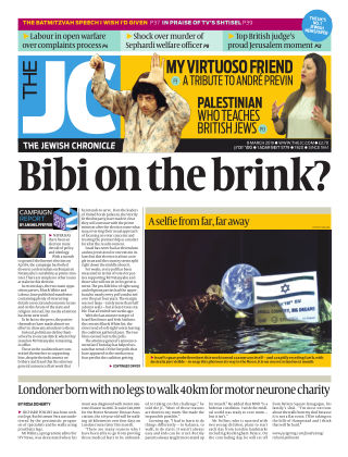 The Jewish Chronicle 8th March 2019