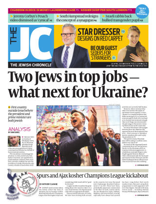 The Jewish Chronicle 26th April 2019