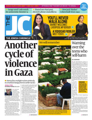 The Jewish Chronicle 10th May 2019
