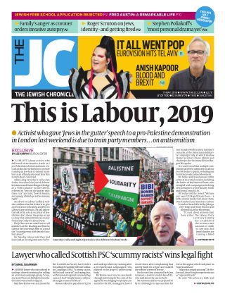 The Jewish Chronicle 17th May 2019