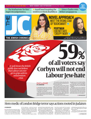 The Jewish Chronicle 24th May 2019