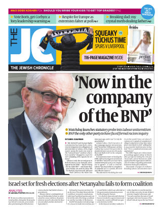The Jewish Chronicle 31st May 2019