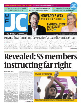 The Jewish Chronicle 5th July 2019