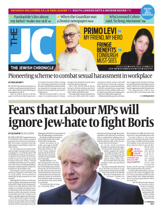 The Jewish Chronicle 26th July 2019