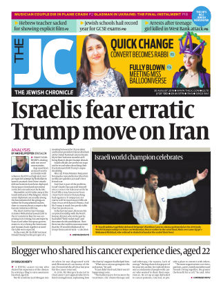 The Jewish Chronicle 30th August 2019