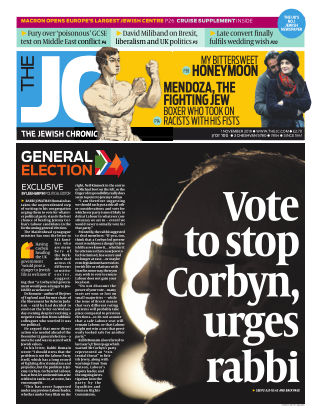 The Jewish Chronicle 1st November 2019