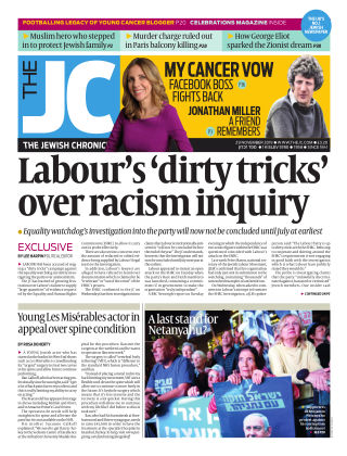 The Jewish Chronicle 29th November 2019