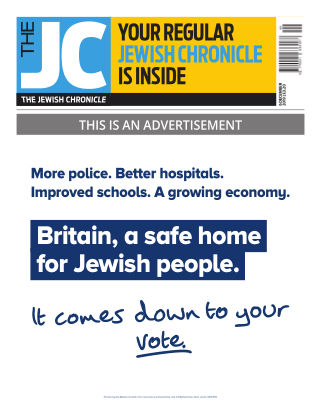 The Jewish Chronicle 6th December 2019