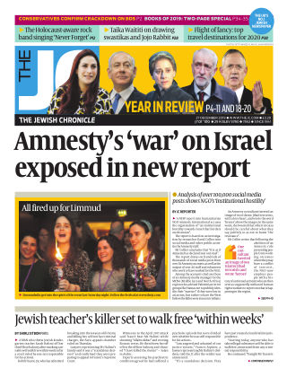 The Jewish Chronicle 24th December 2019