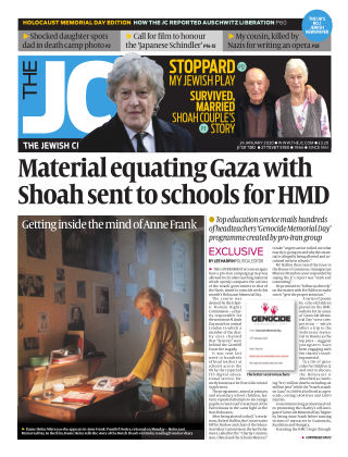 The Jewish Chronicle 24th January 2020
