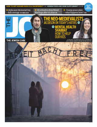 The Jewish Chronicle 31st January 2020
