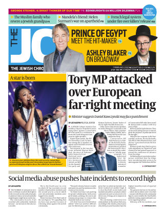 The Jewish Chronicle 7th February 2020