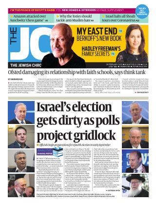 The Jewish Chronicle 28th February 2020