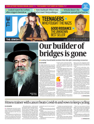 The Jewish Chronicle 17th April 2020