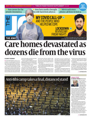The Jewish Chronicle 24th April 2020