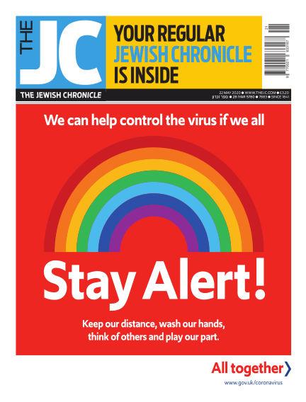 The Jewish Chronicle May 22, 2020 00:00