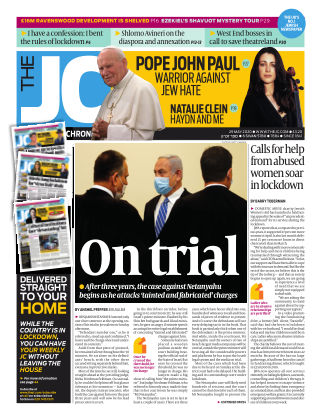 The Jewish Chronicle 28th May 2020