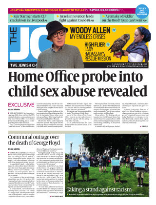 The Jewish Chronicle 5th June 2020