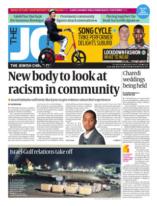 The Jewish Chronicle 12th June 2020