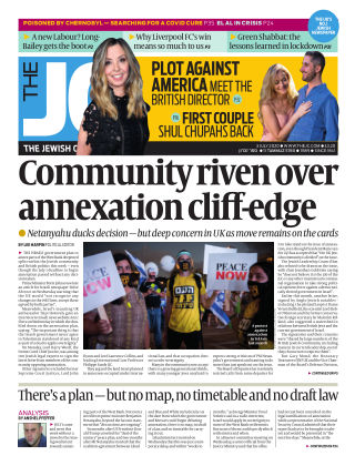 The Jewish Chronicle 3rd July 2020